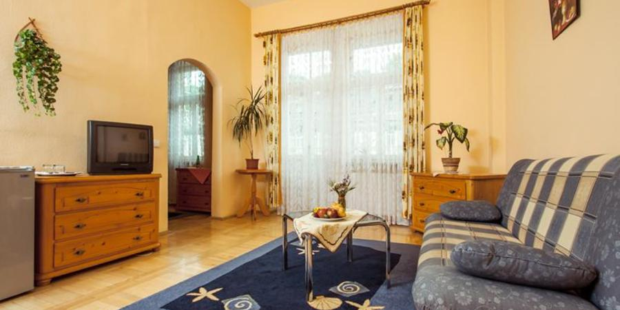 Отель Anglicky Dvur 3*, Карловы Вары, Чехия