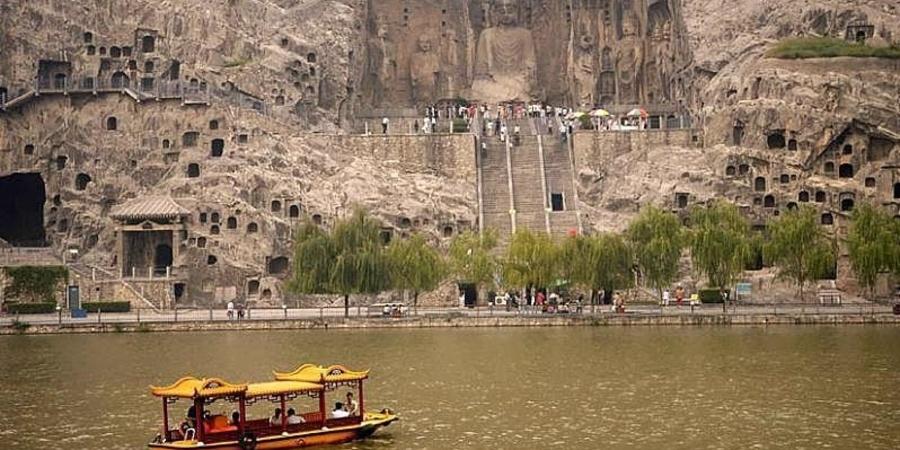 Лоян, Китай