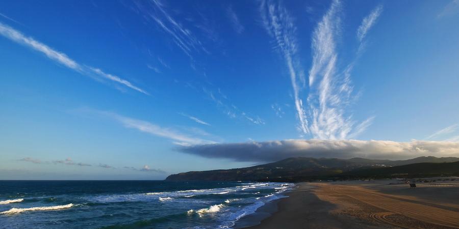 Пляж Guincho, Португалия