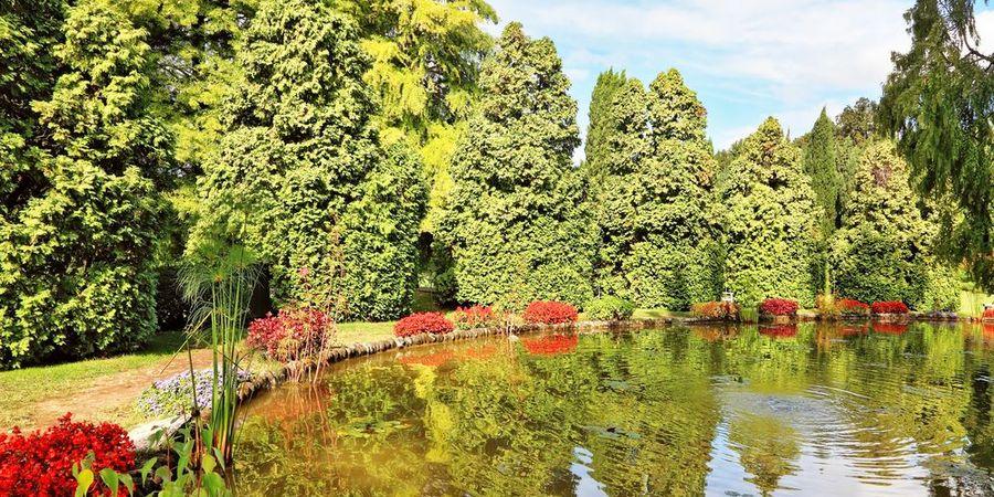 парк Сигурта, Верона, Италия