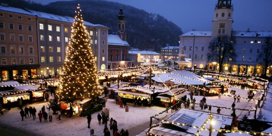 Отдых в австрии на новый год