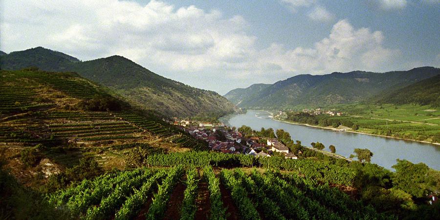 Долина Вахау, Австрия
