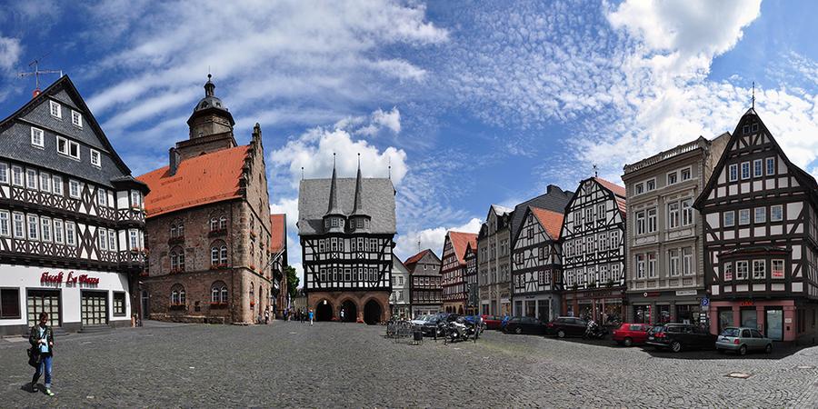 Альсфельд, Германия