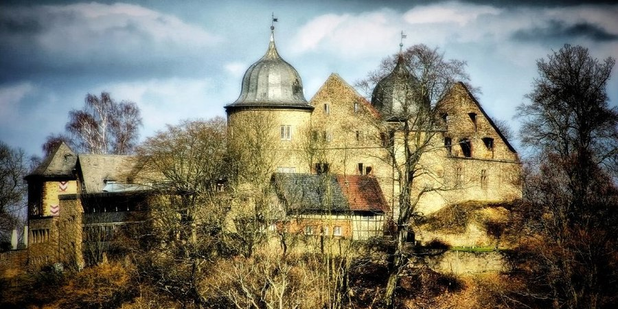 Замок Сабабург, Германия