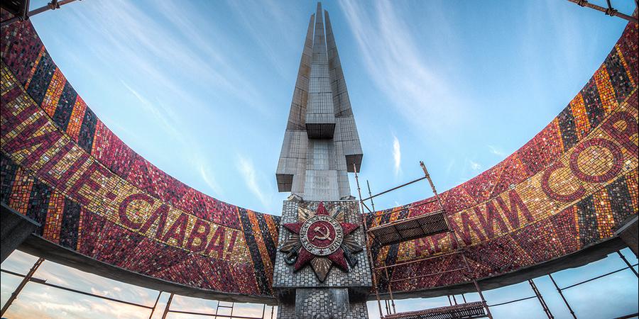Курган Славы, Беларусь