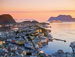Десять городов на берегу